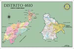 A partir de 1929, passou o Brasil a integrar um Distrito exclusivo.